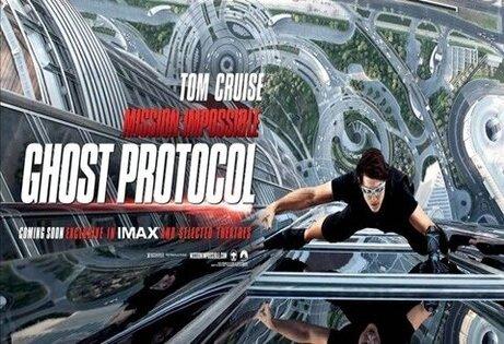 MI4 - Tom Cruise
